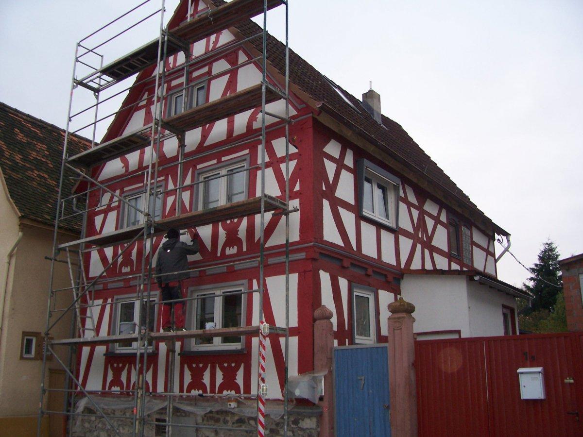 Sg Hausoptimierung Fachwerkhaus