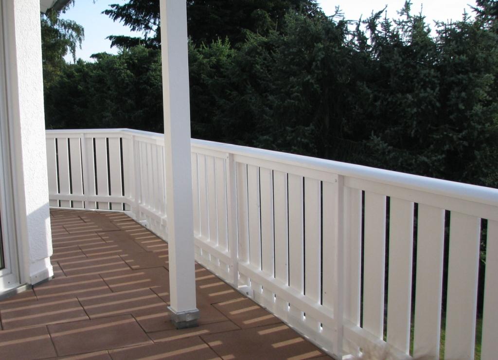 sg hausoptimierung balkon terrassen gel nder. Black Bedroom Furniture Sets. Home Design Ideas
