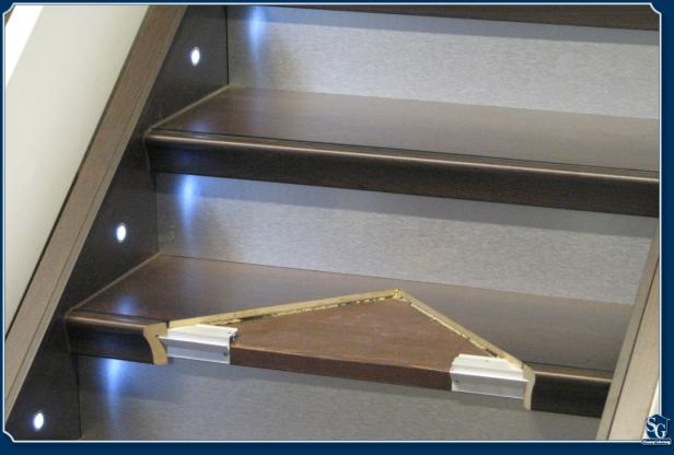 treppe verkleiden cheap treppe verkleiden tipps zu materialien und techniken fr with treppe. Black Bedroom Furniture Sets. Home Design Ideas